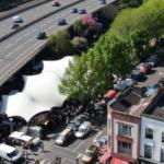 Drone Image of Westway